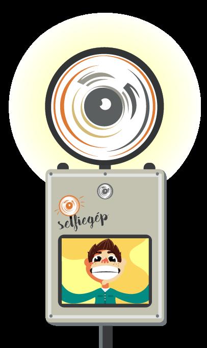 Selfiegép fotóautomata bérlés